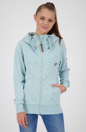 PALINAAK - Zip-up sweatshirt - ice