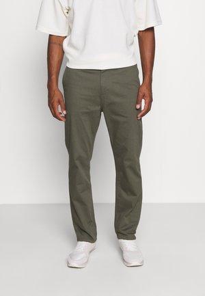 VESA PANTS - Trousers - army green