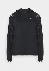 ASICS - LITE SHOW JACKET - Sports jacket - performance black/graphite grey - 4