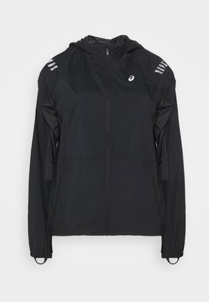 LITE SHOW JACKET - Løbejakker - performance black/graphite grey
