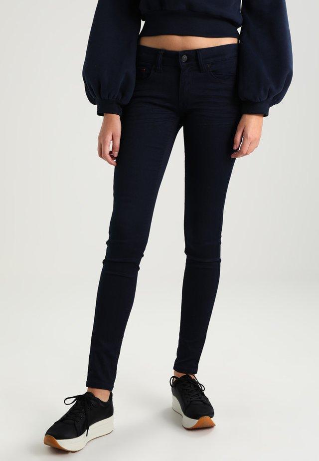 Skinny džíny - boogie blue stretch