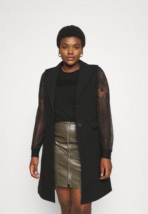 CAREMMA KNEEWAISTCOAT - Vest - black