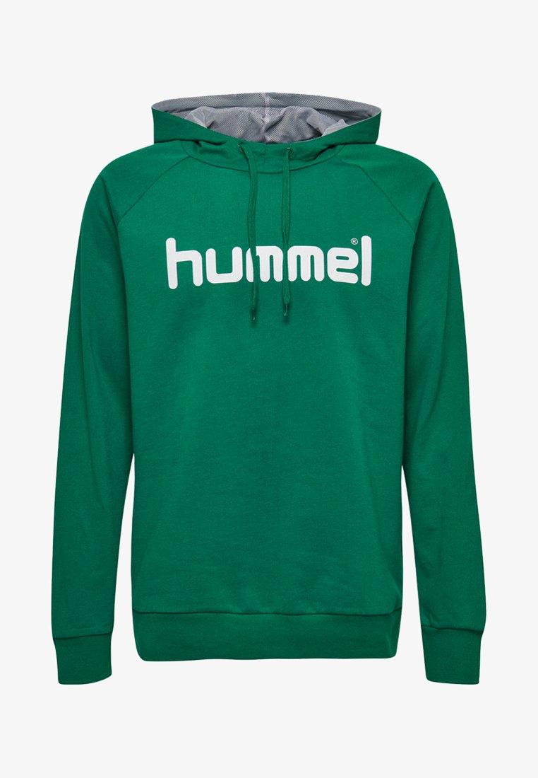 Hummel - HMLGO  - Hoodie - evergreen