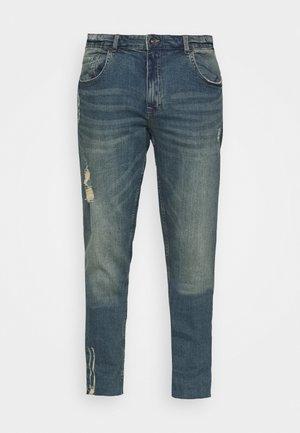 DESTROY - Slim fit jeans - egyptian blue