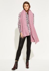 comma casual identity - Button-down blouse - rose - 1