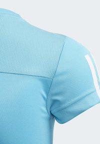 adidas Performance - EQUIPMENT T-SHIRT - Print T-shirt - turquoise - 3
