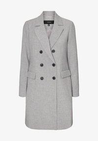 Vero Moda - Manteau court - light grey melange - 3