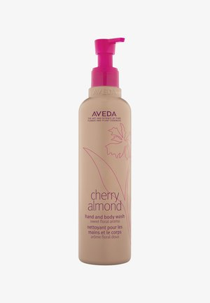 CHERRY ALMOND HAND & BODY WASH  - Duschtvål - -