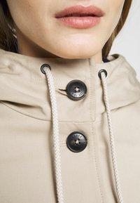 CLOSED - LALO - Klasický kabát - resin - 6