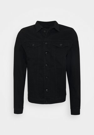 ROLF - Denim jacket - black