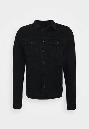 ROLF - Kurtka jeansowa - black