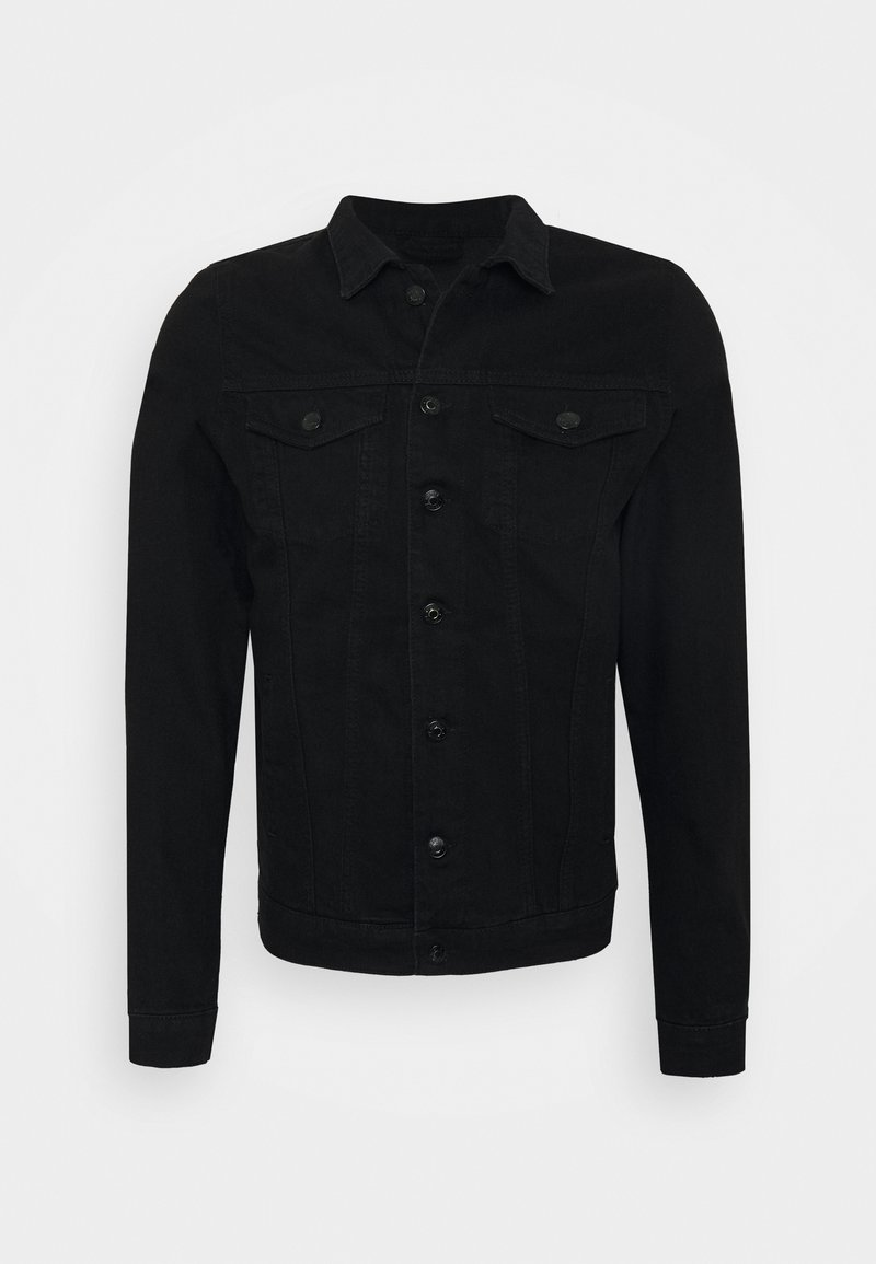 Just Junkies - ROLF - Denim jacket - black