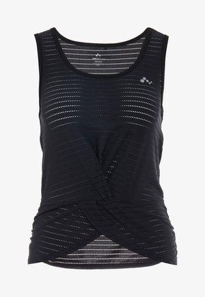ONPOLYA TRAINING  - Treningsskjorter - black