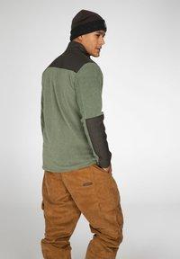 Protest - ADAM - Fleece jacket - green spray - 2