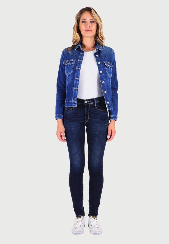 POWERHI - Slim fit jeans - blue