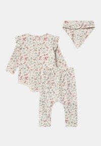 Cotton On - BUNDLE SET - Trousers - dark vanilla - 1