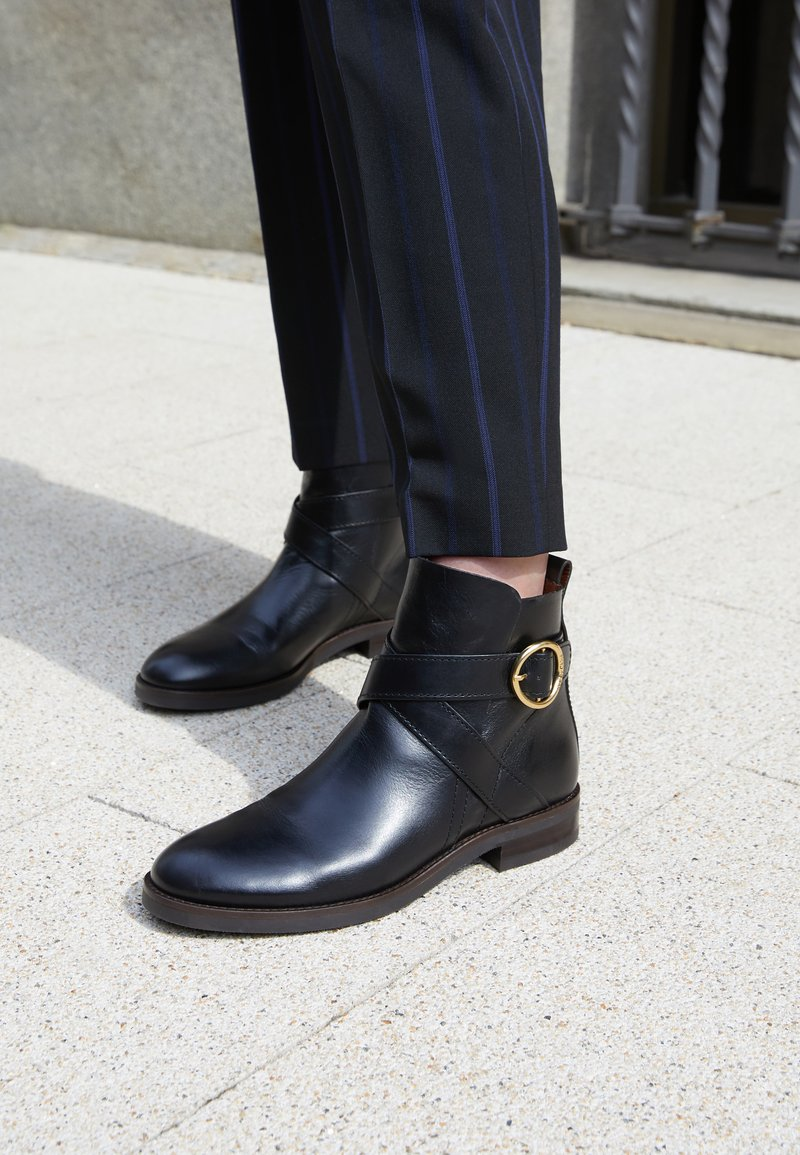 See by Chloé - LYNA - Classic ankle boots - black