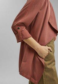 edc by Esprit - Short coat - coral - 5