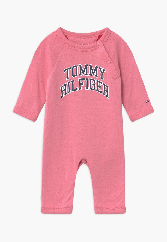 BABY COVERALL - Jumpsuit - pink
