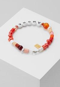 WALD - CANDY MAN BRACELET LOVE - Bracelet - red - 2