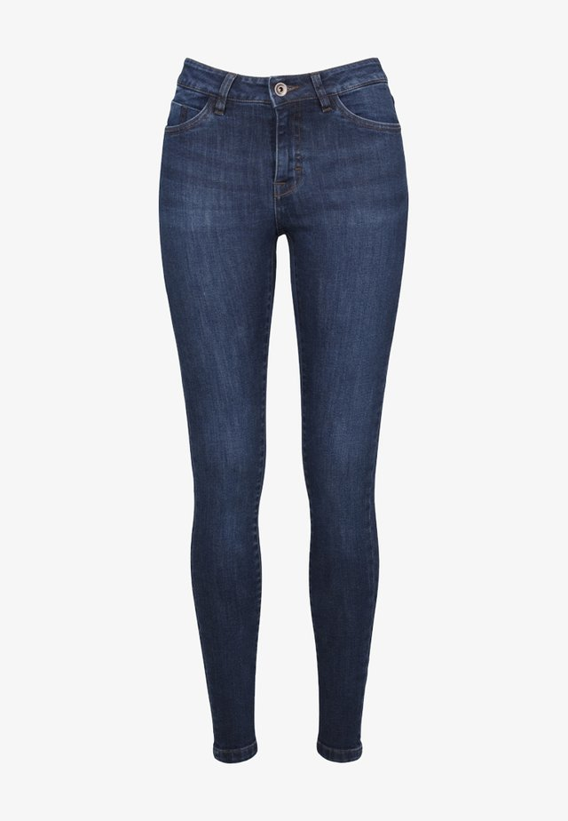 LADIES PANTS - Skinny džíny - darkblue