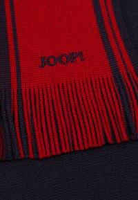 JOOP! - ROMUS UNISEX - Scarf - red/navy - 3