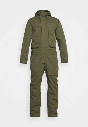 FULLER SUIT - Snow pants - olive
