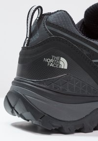 The North Face - HEDGEHOG FASTPACK GTX - Hiking shoes - black/high rise grey - 5