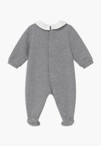 MOSCHINO - BABYGROW GIFT BOX - Pyjamas - grey melange - 1