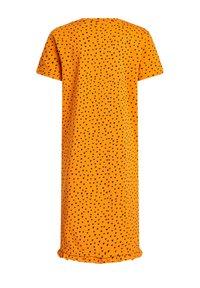 WE Fashion - Nightie - ochre yellow - 1