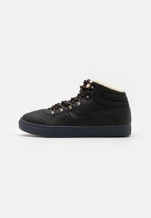 JAX II SHOE  - Höga sneakers - solid black