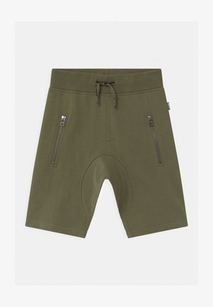 ASHTON SHORT - Tracksuit bottoms - vegetation