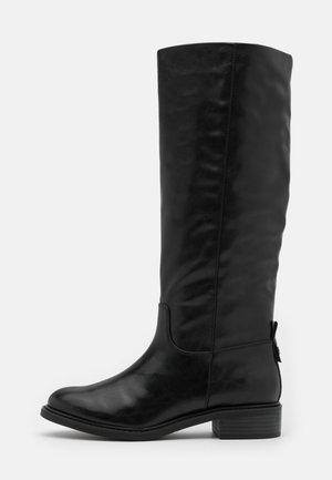 BOOTS - Stiefel - black matt