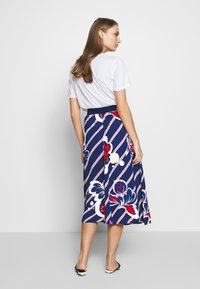 By Malene Birger - BIELLA - A-line skirt - ultramarine - 2