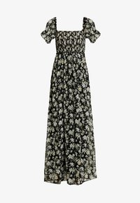 Vila - Maxi dress - black/white - 4