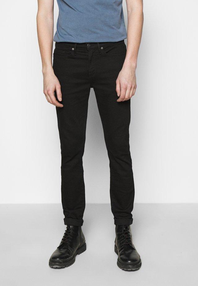 HOMME - Jean slim - noir