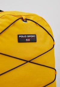 Polo Ralph Lauren - BACKPACK - Rugzak - yellow - 6