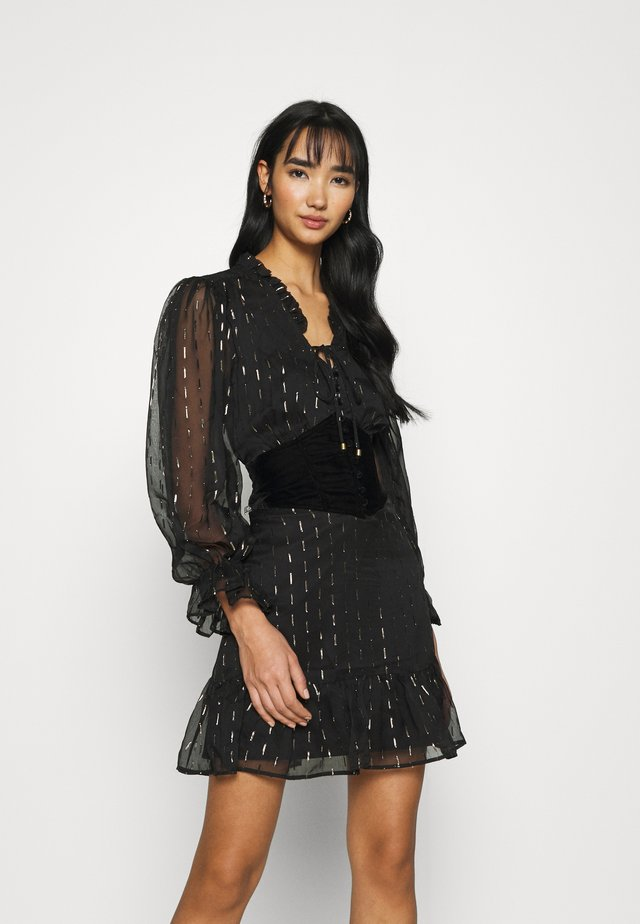 Cocktail dress / Party dress - anthracite
