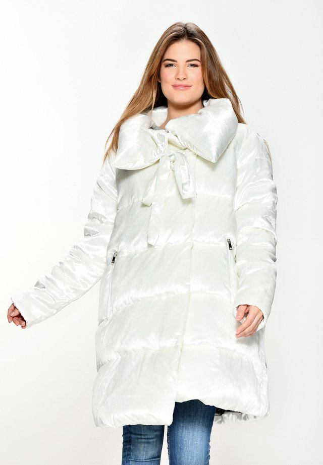 MIT BROMELA - Down jacket - white