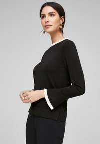 s.Oliver BLACK LABEL - Jumper - black - 6