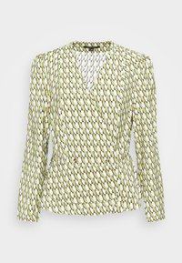 comma - Blouse - green - 4