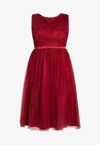 Swing Curve - DRESS - Koktejlové šaty/ šaty na párty - rot - 6