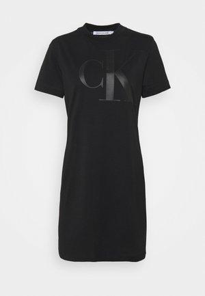 DRESS UPSCALE - Jerseykjole - black