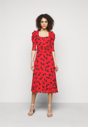 ABRA DRESS - Robe d'été - red