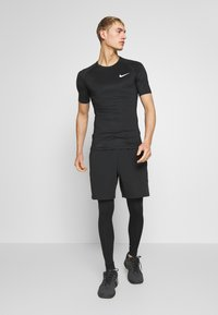 Nike Performance - Collants - black/white