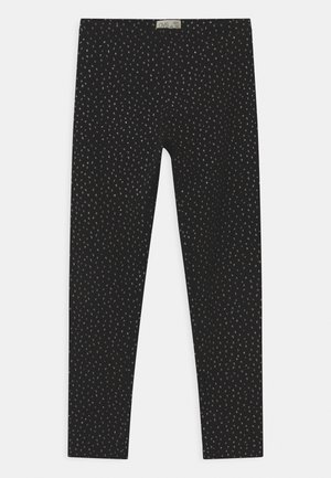 Leggings - Trousers - pirate black
