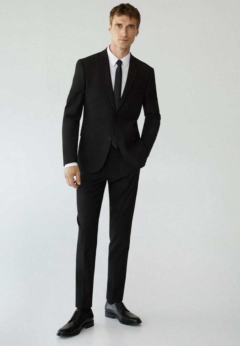 Mango - Giacca elegante - noir