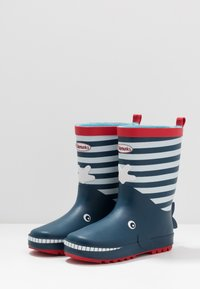Chipmunks - Wellies - navy - 3