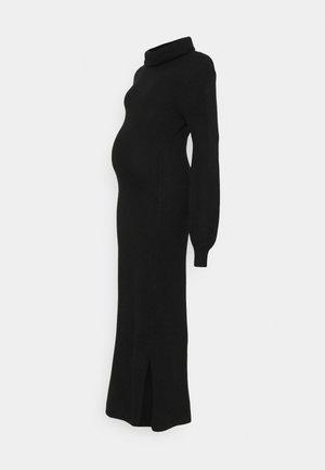 LADIES DRESS - Neulemekko - black