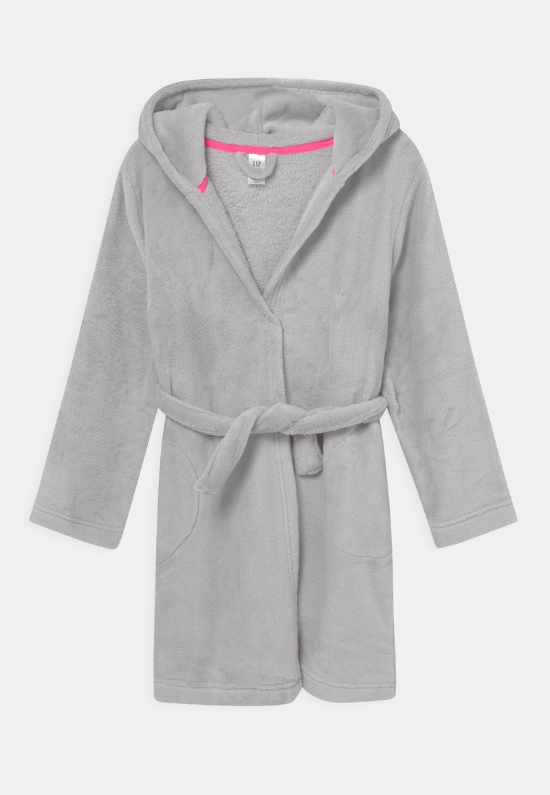 GAP - GIRL BUNNY - Dressing gown - grey crystal
